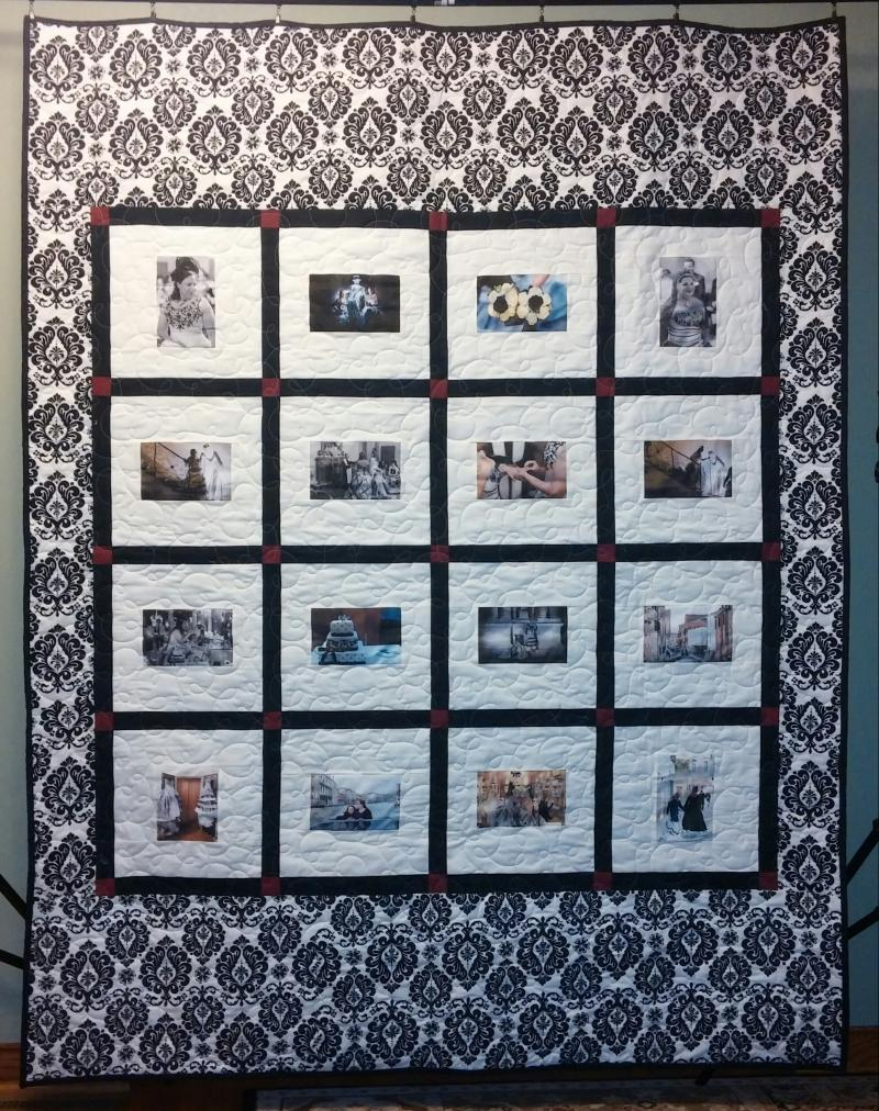 custom memory quilts photo quilts